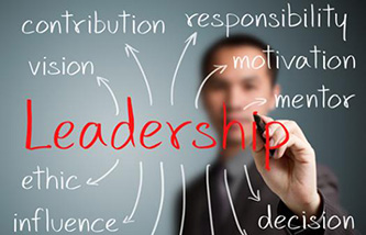 leadership requires responsibility, motivation, vision