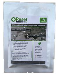 Reset Chlorine Dioxide tablets